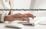 Pakej Rujukan Peperiksaan Pegawai Teknologi Maklumat